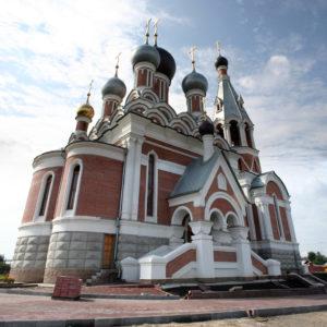 Бердск. Преображенский кафедральный собор