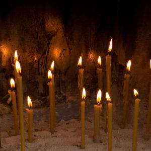 Салаир. Храм во имя Петра и Павла
