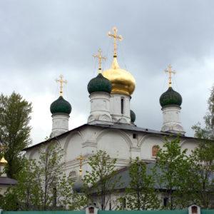 Москва. Сретенский мужской монастырь