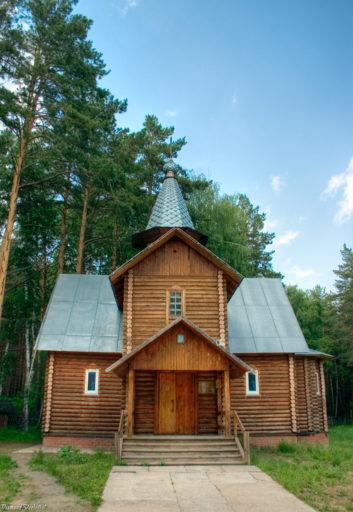 Новосибирск. Православный приход в честь Рождества Пресвятой Богородицы