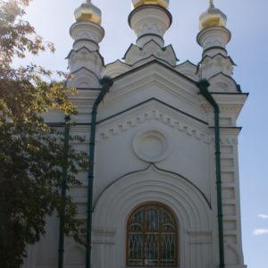Томск. Храм Александра Невскoгo