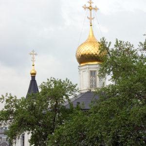 Москва. Церковь Успения Богородицы в Печатниках