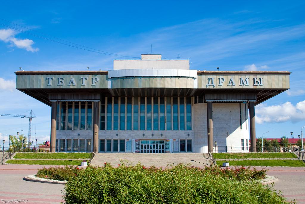 Томск. Театр драмы