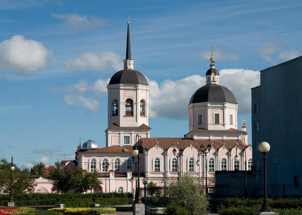 Томск. Богоявленский Кафедральный собор