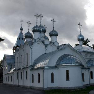 Новосибирск. Приход во имя Святителя Николая, Чудотворца
