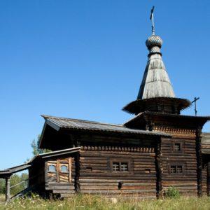 Музей под открытым небом ИАЭТ СО РАН