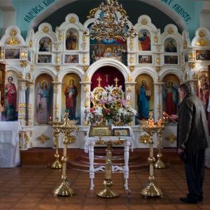 Пятигорск. Церковь Иконы Божией Матери Всех Скорбящих Радости