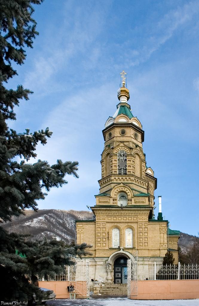 Пятигорск. Церковь Праведного Лазаря Четверодневного, епископа Китейского