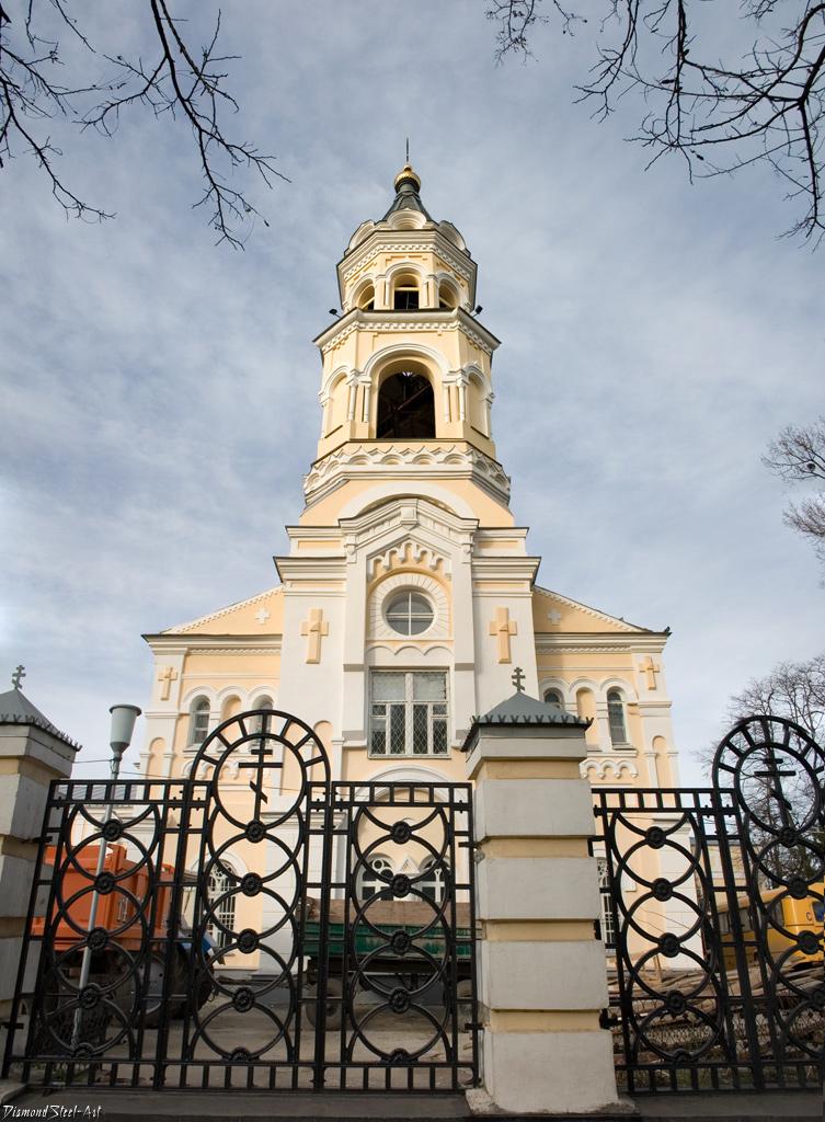 Ставрополь. Кафедральный собор во имя святого апостола Андрея Первозванного