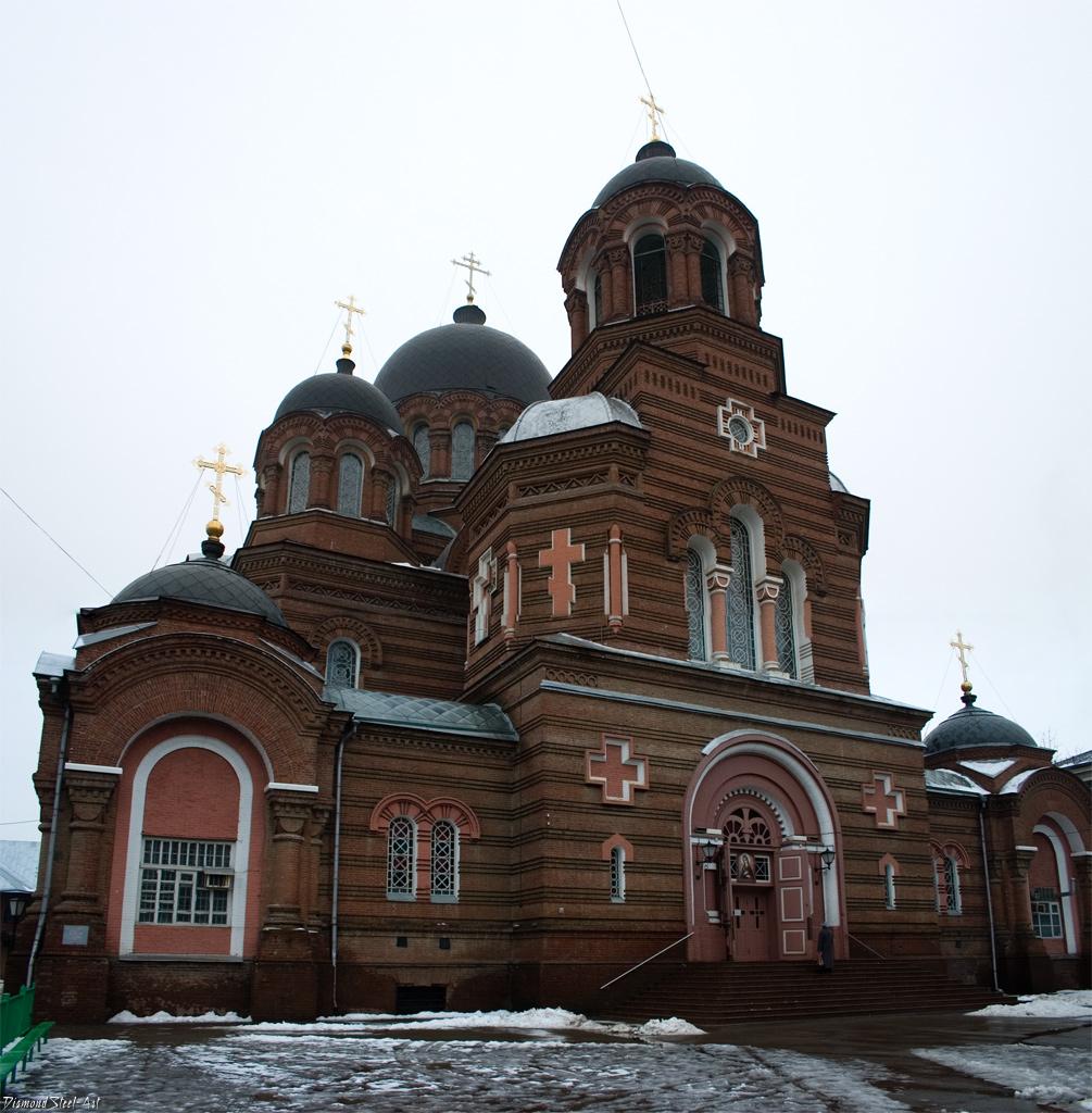 Краснодар. Свято-Екатерининский кафедральный собор