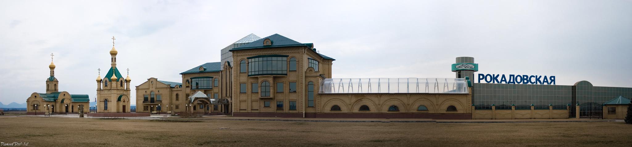 Ульяновка. Храм Святого великомученика и Победоносца Георгия
