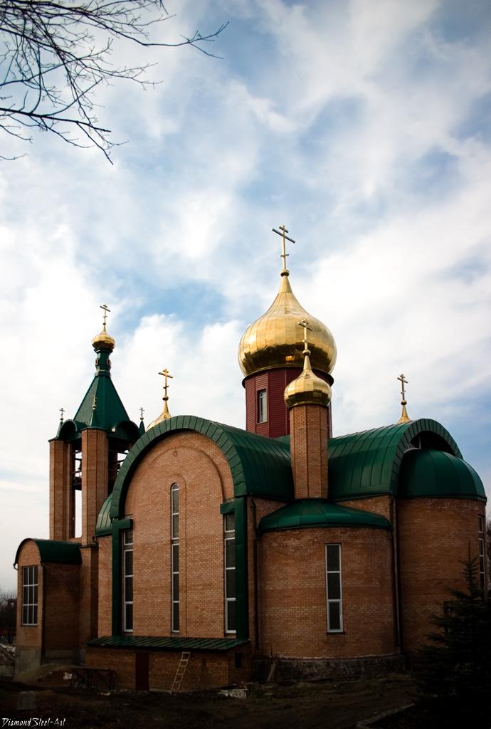 Лермонтов. Храм Преподобного Сергия Радонежского