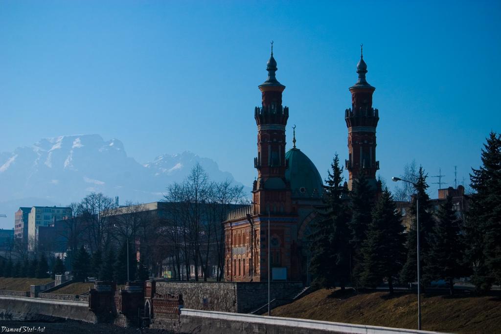 Владикавказ. Суннитская мечеть