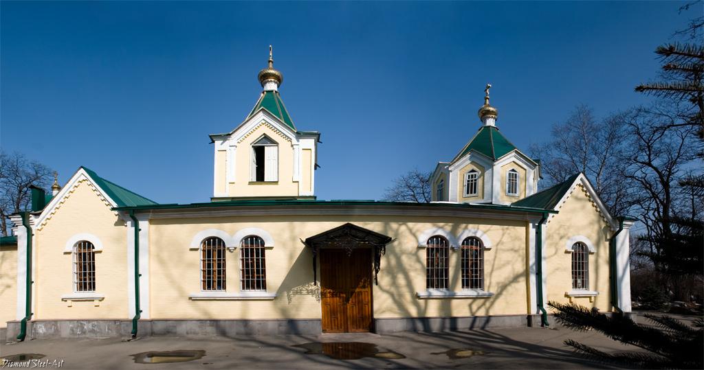 Владикавказ. Церковь Святого пророка Божия Илии