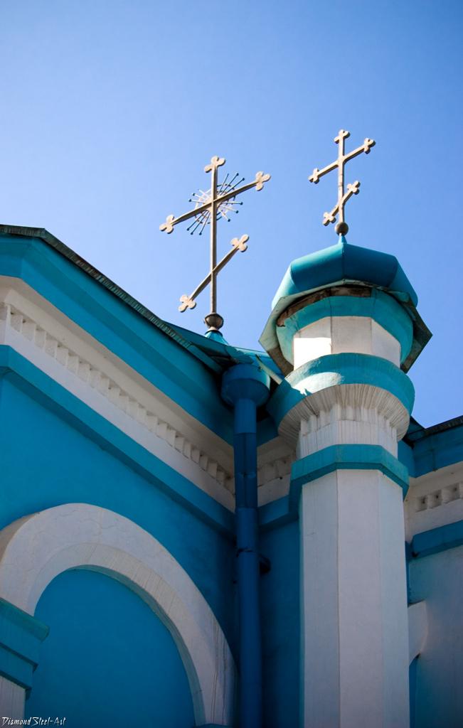 Владикавказ. Церковь Рождества Пресвятой Богородицы