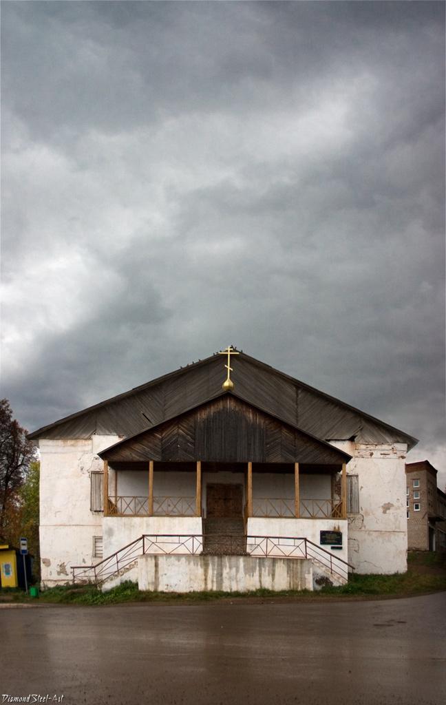 Ильинское. Храм Святого Пророка Ильи
