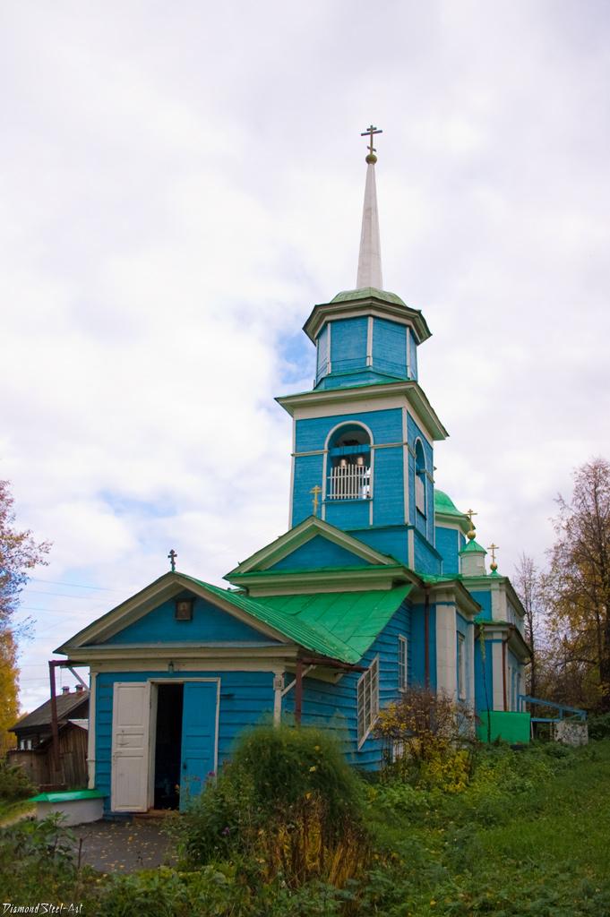 Ильинское. Церковь Благовещения Пресвятой Богородицы