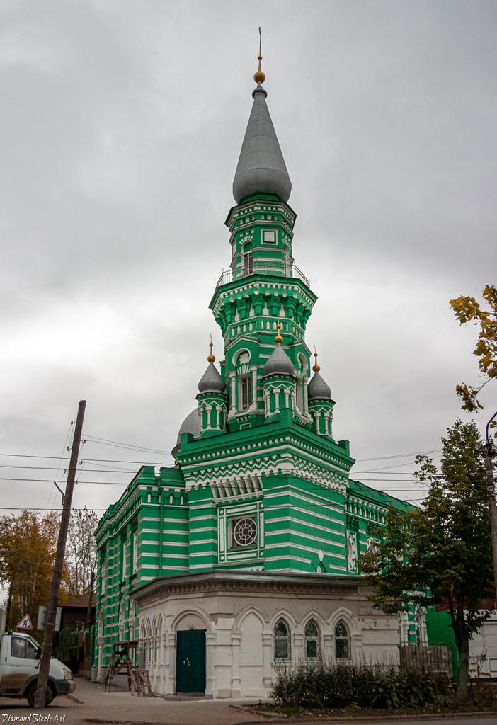 Пермь. Пермская соборная мечеть