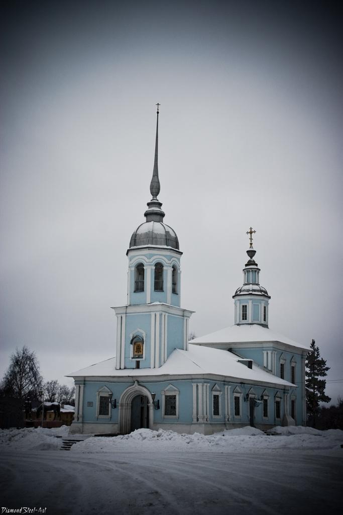Вологда. Церковь Святого Благоверного Князя Александра Невского