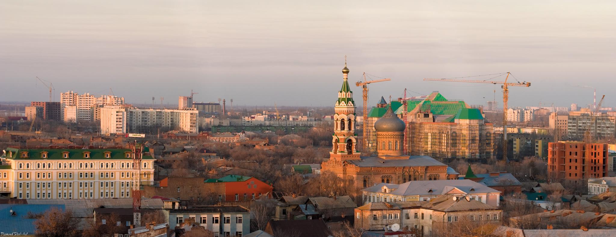 Астрахань. Церковь в честь Казанской иконы Божией Матери