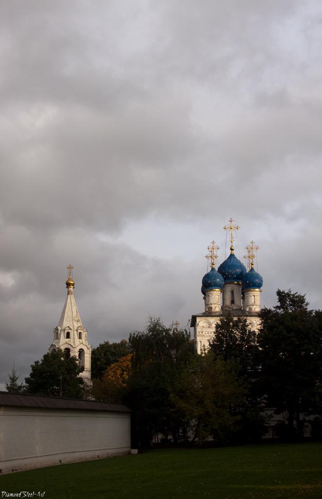 Москва. Храм Казанской иконы Божией Матери в Коломенском