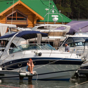 III Сибирский фестиваль яхт