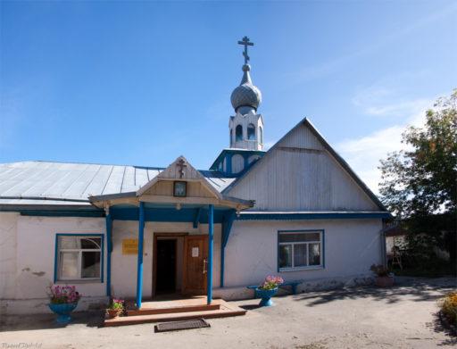 Мочище. Церковь в честь иконы Божией Матери «Скоропослушница»