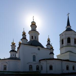 Томск. Церковь Иконы Божией Матери «Казанская»