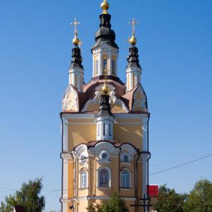 Томск. Церковь Воскресения Христова