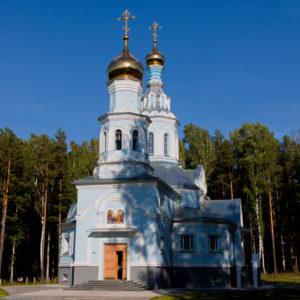 Кольцово. Церковь в честь Ведения во храм Пресвятой Богородицы