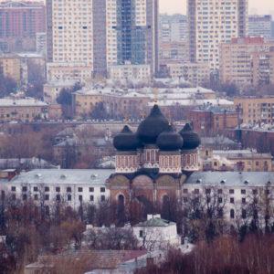 Москва. Собор Покрова Пресвятой Богородицы в Измайлово