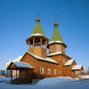 Новосибирск. Приход в честь Успения Пресвятой Богородицы