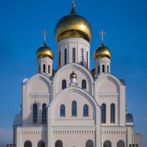 Новосибирск. Свято-Троице-Владимирский собор