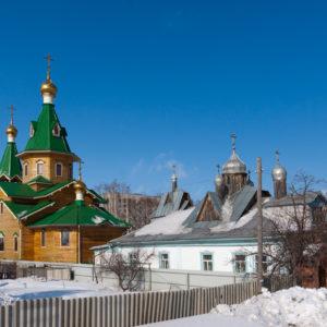Бердск. Храм в Честь Сретения Господня