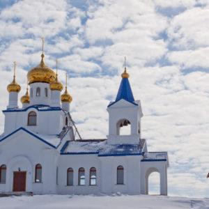Линёво. Церковь Покрова Пресвятой Богородицы