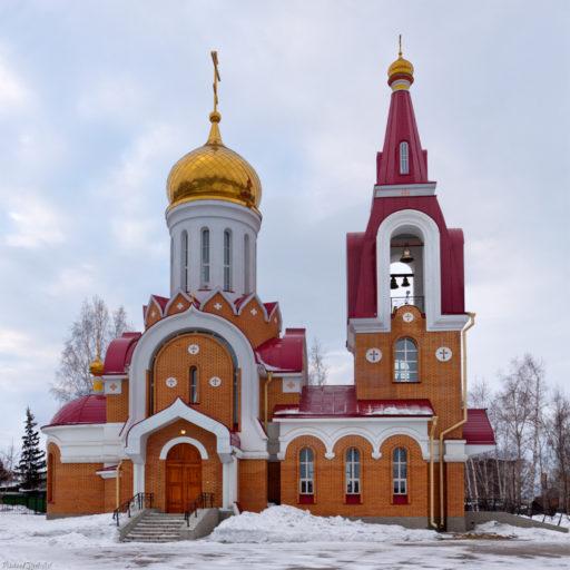 Болотное. Церковь Михаила Архангела