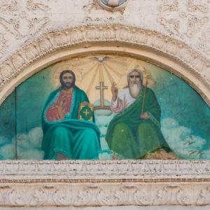Кемерово. Собор свт. Николая Мирликийского чудотворца