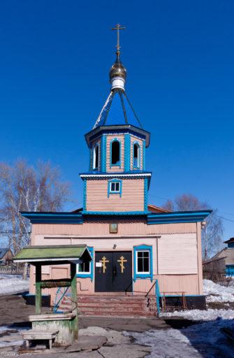 Топки. Церковь свтятого Николая Мирликийского Чудотворца