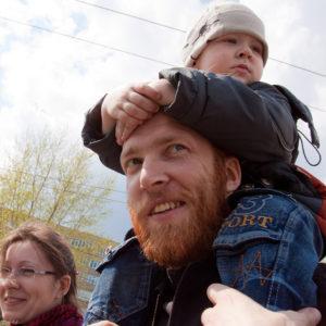 Монстрация 2011 в Новосибирске