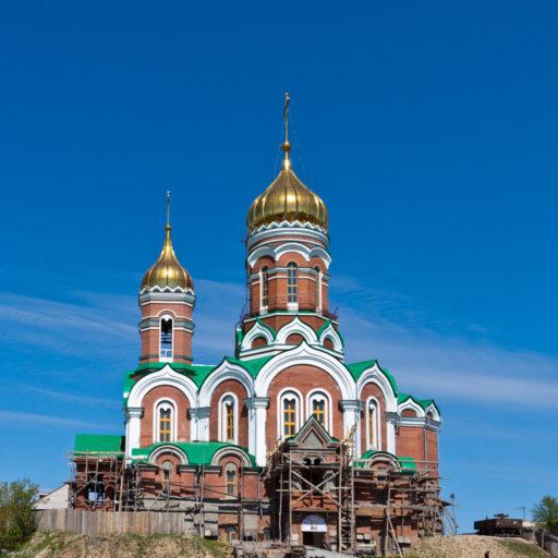 Искитим. Церковь Николая Чудотворца