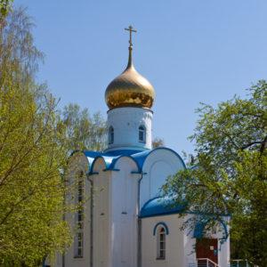 Искитим. Храм в честь иконы Божией Матери «Владимирская»