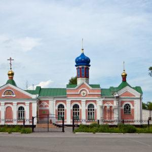 Черепаново. Церковь Алексия, митрополита Московского