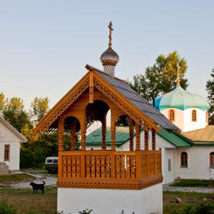 Новосибирск. Церковь Благовещения Пресвятой Богородицы на Шлюзах
