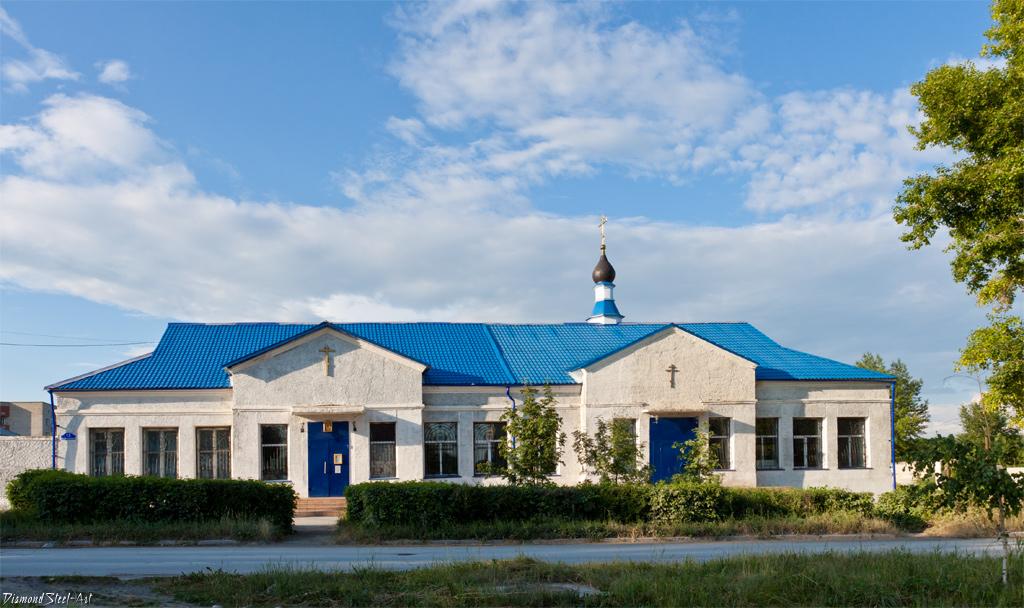 Искитим. Православный приход в честь иконы Божией Матери «Живоносный Источник»