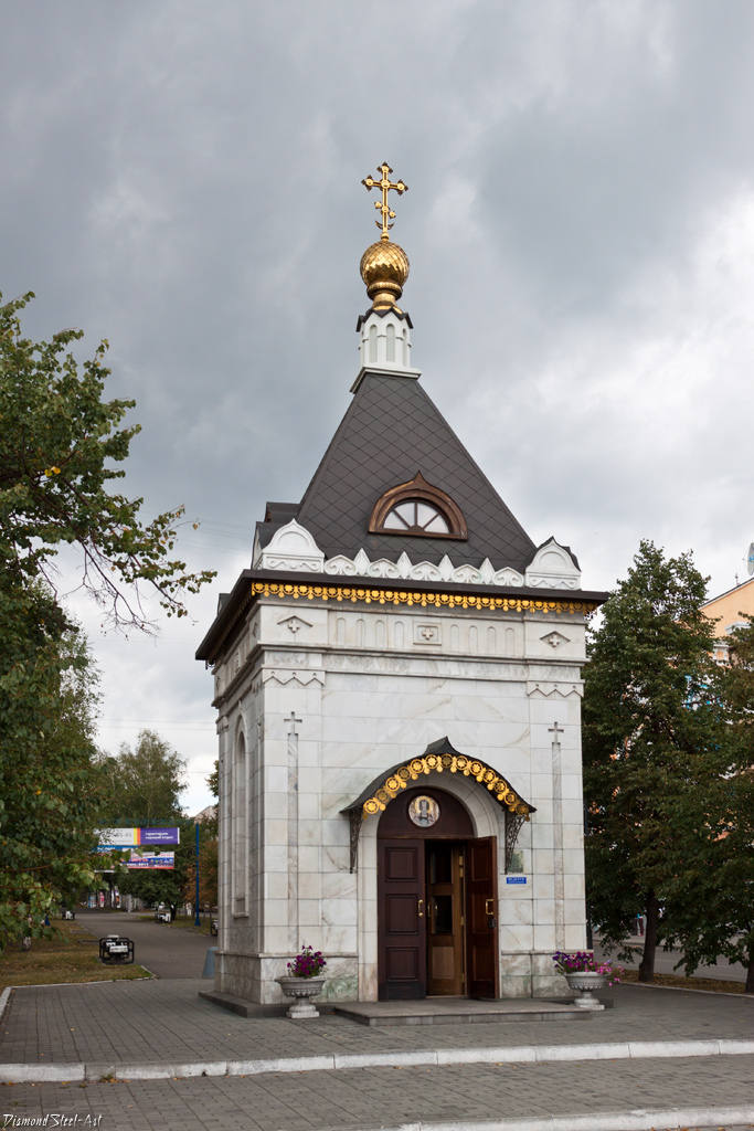 Барнаул. Часовня Александра Невского