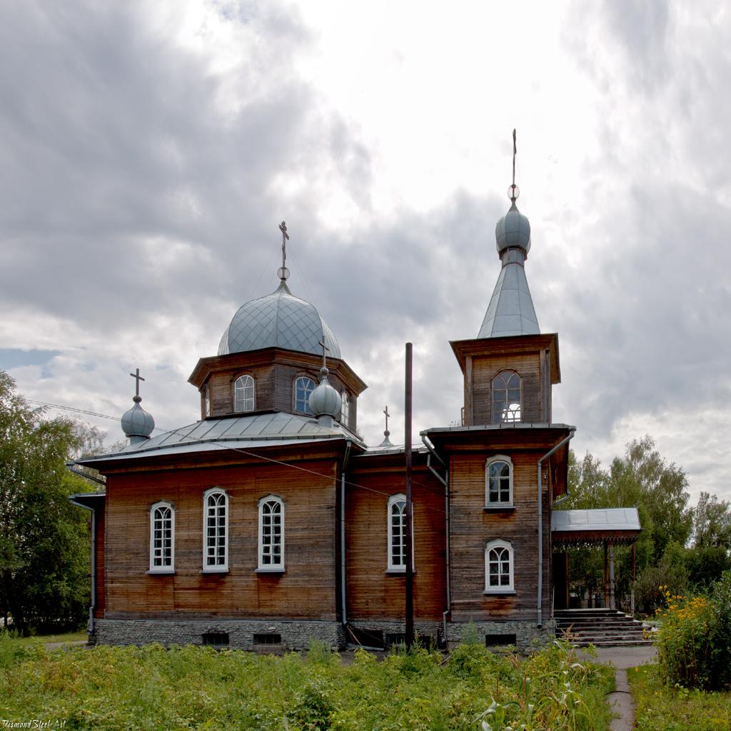 Смоленское. Церковь Смоленской иконы Божией Матери