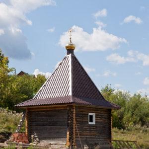 Белокуриха. Храм святого великомученника и целителя Пантелеймона