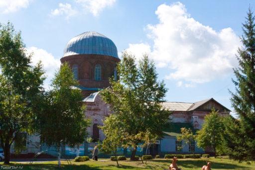 Бийск. Собор Александра Невского