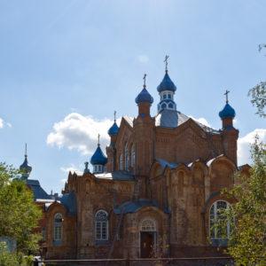 Бийск. Церковь Димитрия, митрополита Ростовского
