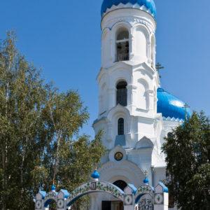 Бийск. Собор Успения Пресвятой Богородицы